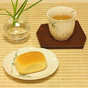 ライチケーキと台湾檸檬烏龍茶