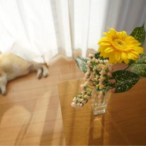 12/11 花のある暮らしとハンドメイドリネン服