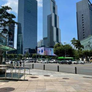 Park Hyatt Seoul で待ち合わせ!(韓国生活)