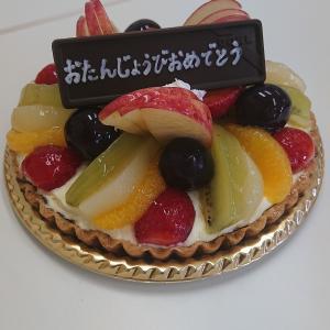 お誕生日、皆に感謝!ありがとう!