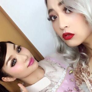 マリリンとのプリ♡(はじめてのリブログ)