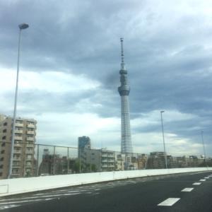 久しぶりの東京の27日
