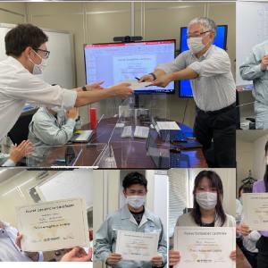 21卒新入社員 プロジェクト研修