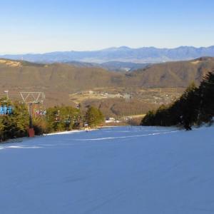 スキー2019-20シーズン~雪の降らない街の巻~