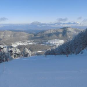 スキー2019-20シーズン~君は100%の巻~