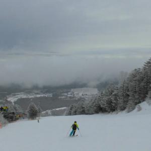 スキー2019-20シーズン~CAPTAIN ROCKの巻~