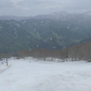 スキー2020-21シーズン~地獄のGW合宿(番外編)の巻~