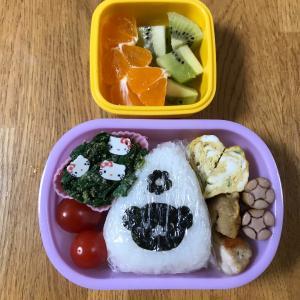 幼稚園*お弁当DAY &自転車登園にオススメな防寒具