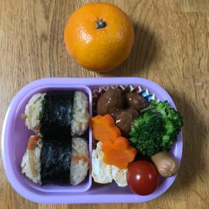 幼稚園お弁当DAY♡