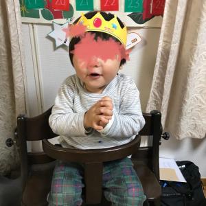 息子*2歳のお誕生日♡