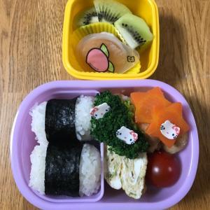 幼稚園お弁当DAY*チアダンス参観日