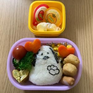 幼稚園お弁当DAY&発熱ーーー!