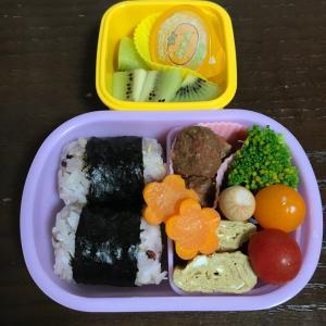 【幼稚園】お弁当DAY♡感覚が戻ってきました!笑