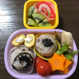 【幼稚園】お弁当DAY♡と息子の大学病院受診と防犯講座