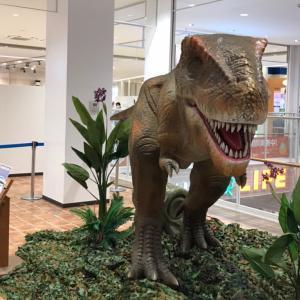 恐竜とバーガーキングと体重