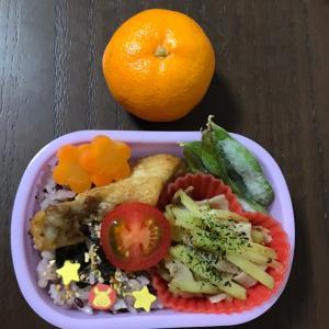 【幼稚園】お弁当DAY♡