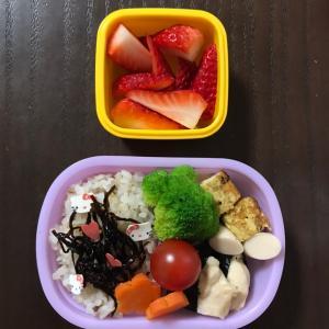 【幼稚園】お弁当