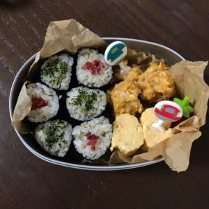 【幼稚園】本格的にお弁当がスタート!
