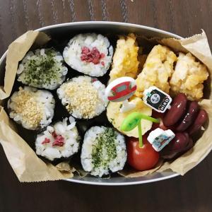 【幼稚園】お弁当と豆ブーム