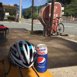 茶屋練+サイクリング、パラリンピックで刺激をもらう。