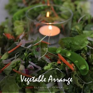 2019年クリスマステーブルコーデを妄想中。便利なカット野菜で愉しんでみた^^