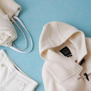 40代ファッション、冬に愉しみたいウィンターホワイト。思いっきり着回す為にやって良かった汚れ防止策。