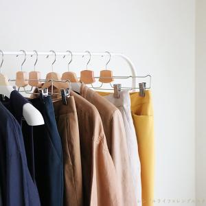 少ない服で楽しむ2019年春のアイテム11着。