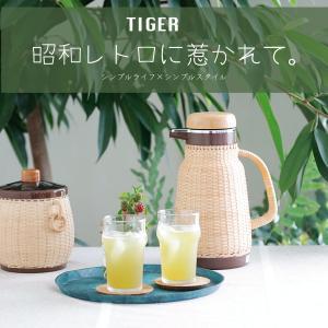 昭和レトロのTIGER魔法瓶