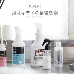 掃除キライ|マメに掃除するようになった最強洗剤