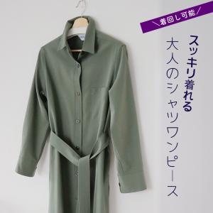 秋の妄想コーデ|着回し可能なスッキリ着れる大人のワンピース