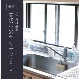 賃貸マンションDIY | 残念な新居のキッチン。DIYしたいポイント