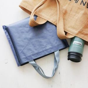 行楽シーズンに便利な300均の袋付きアイテムがシンプルデザインで便利!