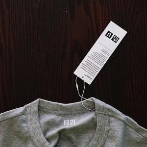 40代のTシャツ選び。ユニクロユーTシャツ、サイズを間違えると中年丸出しになった話。