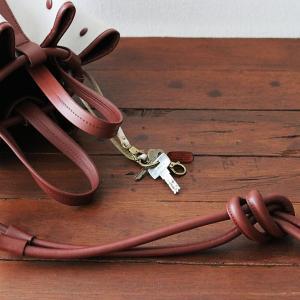 買って良かった!バッグの中で鍵を探さない愛用中のシンプルなキーホルダー。