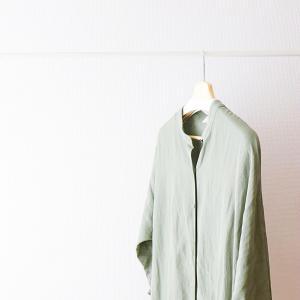 40代ファッション|梅雨の間に購入した3Way楽しめるシャツワンピース