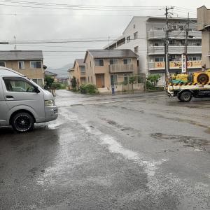 大雨だけど、大丈夫???の巻