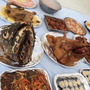 祝!!蟹祭り!の巻