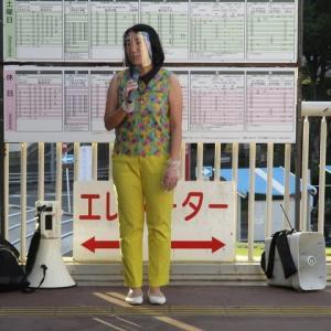 大椿裕子さんのキックオフ集会 規約検討委員会