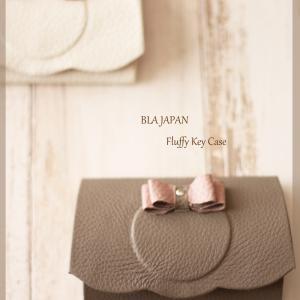 ☆BLA JAPAN Fluffy Key Case☆