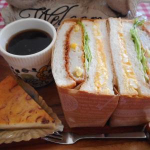 優しさに感謝♪ (サンドイッチ♪)