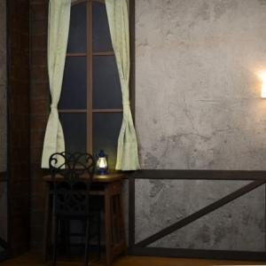 ヴァイオレットちゃんの撮影スペース