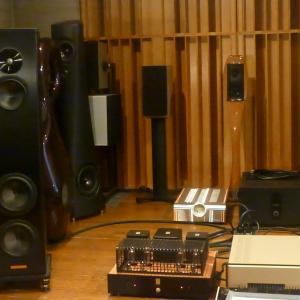 Audio Note Departuer Magico A3 FM255mkⅡR EAR912