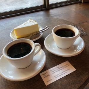 お静かに!なカフェ@マンウォンドン