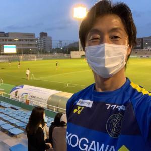JFL初観戦! 〜東京武蔵野ユナイテッドFC vs いわきFC