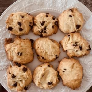 ドロップチョコチップクッキー