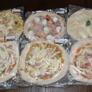 再びフォンターナのピザセットを購入♪