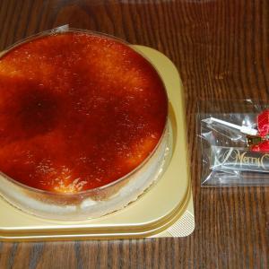 口コミ☆楽天で美味しいクリスマスケーキ2種購入!ザッハトルテ&極ぷりんケーキ♪