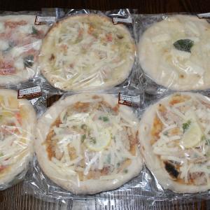 夏休みの子供のおやつ&昼食対策に冷凍ピザを購入