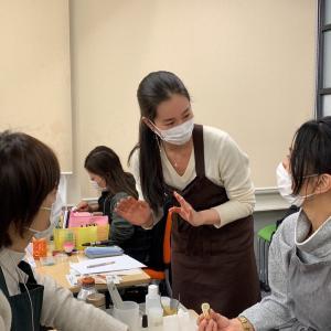 TAT新宿店様でネイルケアセミナーを開催いたしました!