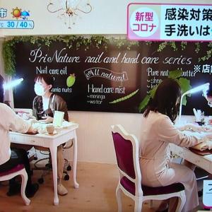 ニュース番組「ニュースOne」で名古屋店が取り上げられました